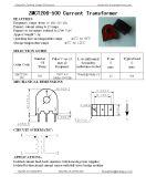 500: 1 MiniPCB die van het Gat van 5mm Huidige Transformator opzet