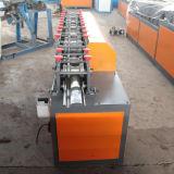 機械を形作る冷たい金属のローラーシャッタードアロール