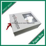 靴の包装のための1.5mmの堅いボール紙の紙箱