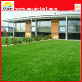 SuperQuality 40mm Pile Height SBR Latex Coating PET pp. Material Synthetic Grass