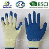 Перчатки латекса, перчатки работы безопасности (SL-R504)