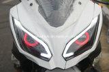[150كّ] [200كّ] [250كّ] يتسابق درّاجة ناريّة رياضة درّاجة مع لون بيضاء