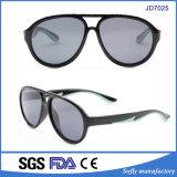 Italien-kühler Entwurf scherzt doppelte Brücken-Sport-Sonnenbrillen mit polarisiertem Objektiv