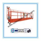 Berceau suspendu durable sûr de plate-forme pour la construction