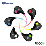 Cuffia avricolare stereo di Bluetooth di sport senza fili dei trasduttori auricolari di alta qualità con il peso leggero impermeabile Earbuds di HD Mic Headphoens