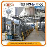 제조자 공급 기계를 만드는 콘크리트에 의하여 미리 틀에 넣어 만들어지는 벽면