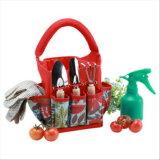 Os jogos ao ar livre Leisurely do jardim seis das ferramentas de jardim da bolsa do saco de ombro do lazer da mola nova podem ser personalizados