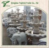 販売のための彫像を切り分ける直接工場石造りの彫刻