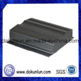 Изготовленный на заказ пластмасса/алюминиевая коробка, случай аппаратуры
