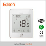 Manufacturer for Programmable Heating Room Thermostat WiFi Remote Control