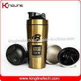De acero inoxidable de 700 ml de proteína shaker ( KL- 7070 )