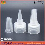 20/410 de tampão colorido da parte superior da agulha do tampão da torção para o frasco plástico