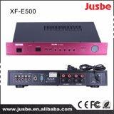 Xf-E500教室のための専門の可聴周波高い発電のアンプ80W