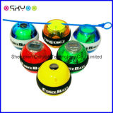 LED Speed ​​Meter Gyroscope Strengthener Power Force Wrist Ball (P3200)