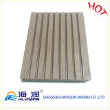 Wasser-Beweishölzerner zusammengesetzter Decking-Plastikfußboden WPC