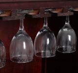 Gabinete clássico do vinho da vila do estilo de Stactable da cremalheira do armazenamento da adega de vinho