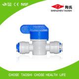 Plastikwasser-Rohranschluss-schneller Verbinder-gerade Verbindung