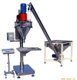 Varia macchina di rifornimento della polvere con il sistema della coclea