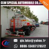 De Wagen van het water met de Vrachtwagen van de Schop van de Sneeuw