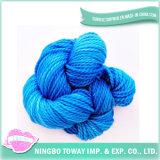 Forma de matéria têxtil personalizada tricotando manualmente a camisola de lã geral