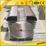 Espulsione di alluminio del router di CNC di alta precisione per le parti di alluminio
