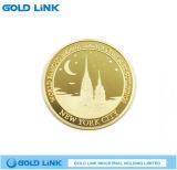 Cadeau fait sur commande de promotion de pièce de monnaie d'enjeu de pièce de monnaie en métal de cadeau de souvenir