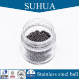 1/8 '' de esfera de aço inoxidável para a venda
