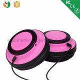 Katze-Ohr-Kopfhörer des China-Hersteller-förderndes Feld verdrahtete Stereo-LED helle