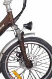 Bike типа конструкции колеса 36V 12ah 250W поговоренный мотором складывая электрический (JSL039ZL-1)