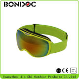 Lentille à la mode de qualité la grande folâtre des lunettes de ski