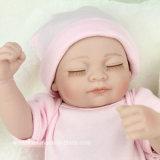 """Малюсенький заново родившийся младенец - игрушки младенцев винила дюйма девушки 10 куклы """" полные"""