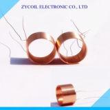 Bobine d'induction de cuivre personnalisée par vente chaude neuve avec l'épaisseur de 5mm