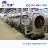 Maquinaria de Produção Plástica da Tubulação do PE dos PP da Fonte do Água-Gás Que Expulsa