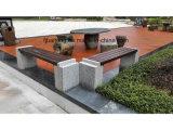 Mesa de jardim em forma especial feita por pedra natural
