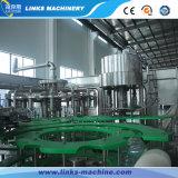 Máquina de enchimento plástica da água do animal de estimação para a planta do baixo custo