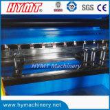 Machine se pliante de la plaque WC67Y-200X3200 en acier en métal hydraulique de machine à cintrer