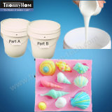 FDA Platinum Silicone Rubber for Molding Sweet Candies