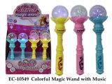 Lustiges blinkendes magisches Stab-Spielzeug