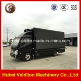 Camion polychrome mobile de P8 DEL Adversting de Chine