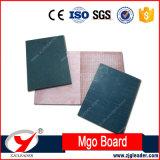 Matériau de construction ignifuge conique de panneau de MgO, panneau gris de plafond