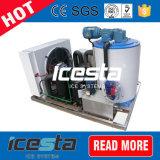 Machine van het Ijs van de Vlok van Icesta de Luchtgekoelde vers-Houdt