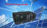 Pack batterie de la densité LiFePO4 de haute énergie pour le stockage de l'énergie et le véhicule 32V120ah