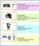 세륨 기계 광고 방송을 만드는 승인되는 아이스크림