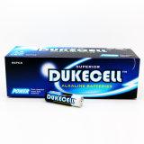 Pile sèche alkaline de la haute énergie Lr6 1.5V aa de Dukecell