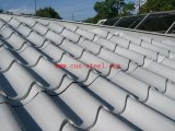 Плитка крыши Corrugated цвета металла Gi Dx51d стальная