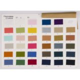 Algodón de lino de la mezcla de la tela del algodón el 30% del 70% de la gata de la tela de lino del modelo