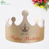 Chapeau chaud de papier de vente pour l'anniversaire (KG-PX052)