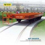 Bogie перехода погрузо-разгрузочной работы 150 тонн на изогнутых рельсах