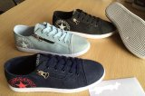 2017 New Shoes Canvas Casual Vulcanized Jean Moda Men Sport Shoes