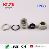 IP68 de waterdichte Kabel Cland van de Klier van de Kabel van de Kabeldoos Plastic Nylon